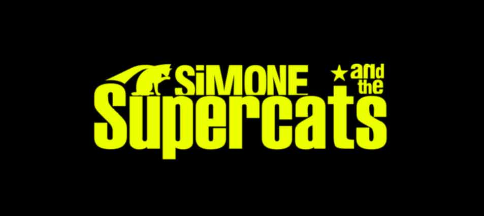 The Supercats official logo